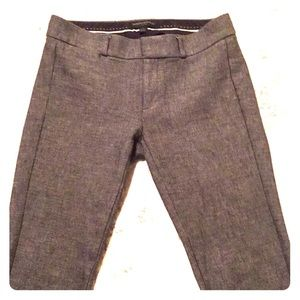 Banana Republic gray skinny pants